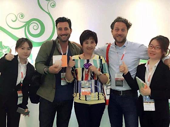 德基2015香港展