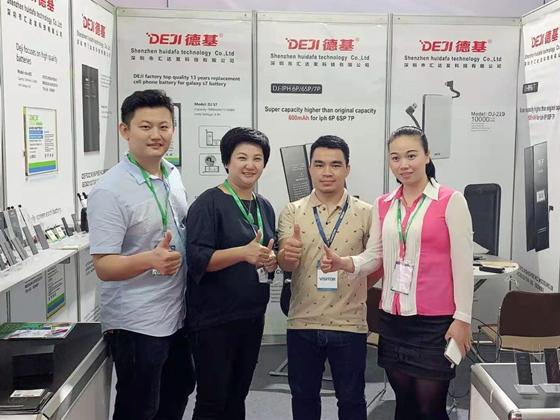 德基2019越南展