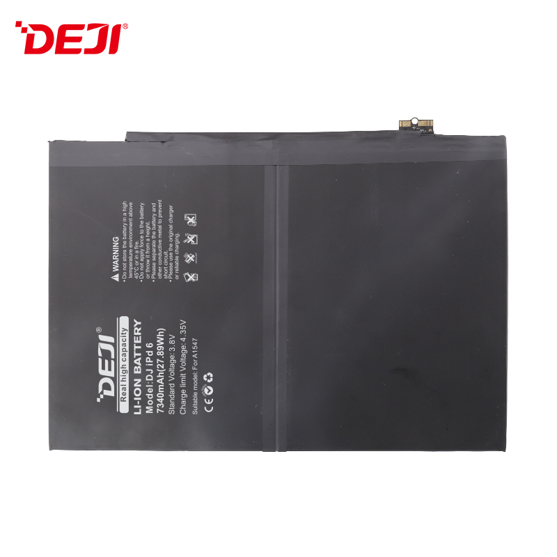 Ipad6 原装正品德基品牌手机电池厂家