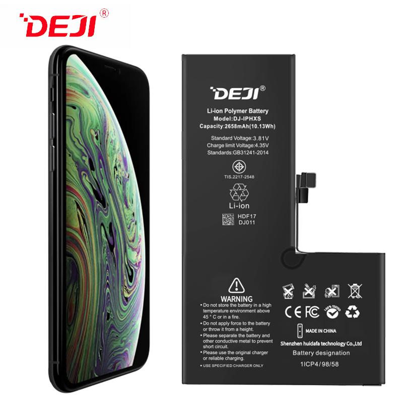 德基品牌苹果IphoneXS原装容量手机电池厂家批发
